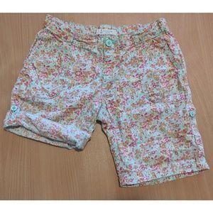 Lands' End Bottoms - Lands End floral shorts